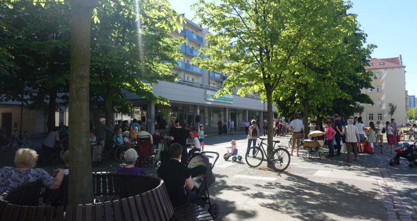 Nachbarschafttage Gruna 2017