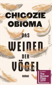 Cover des Buches Das Weinen der Vögel von Chigozie Obioma.